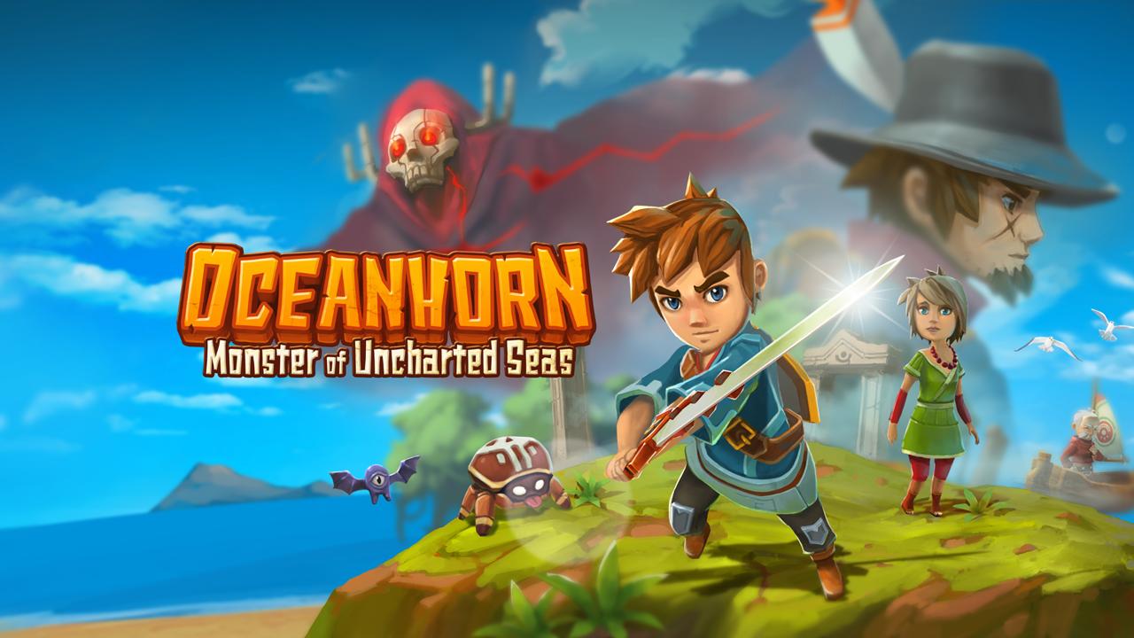Oceanhorn MOD APK 1.1.1 [Full Game unlocked + Unlimited Money]