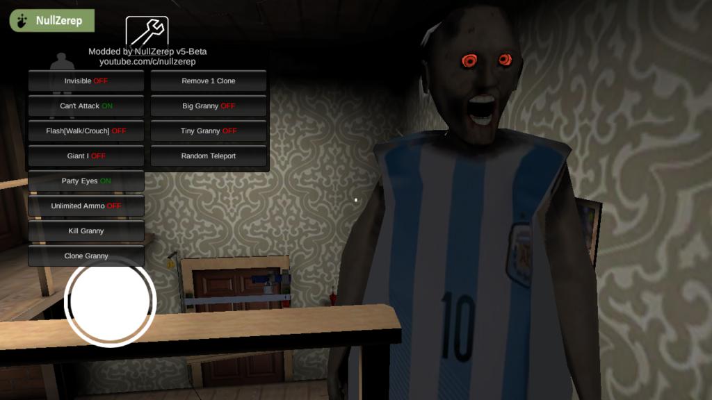 Granny Soccer MEGA MOD APK (Mod Menu) – Daredevil Sahil