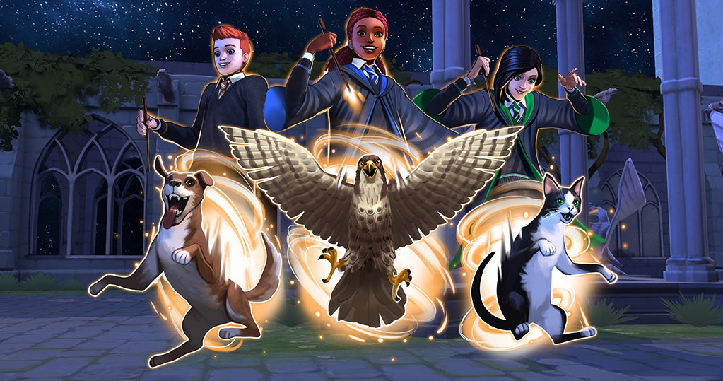 Harry Potter Hogwarts Mystery MOD APK 1 9 3 - Daredevil Sahil
