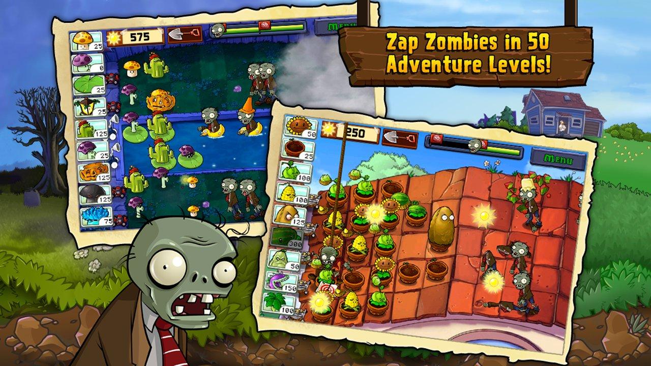 Plants Vs. Zombies FREE MOD APK 2.3.30