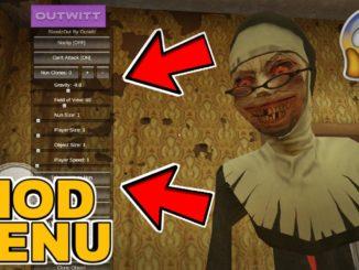 Evil Nun MOD APK 1.1.8.2 Mod Menu