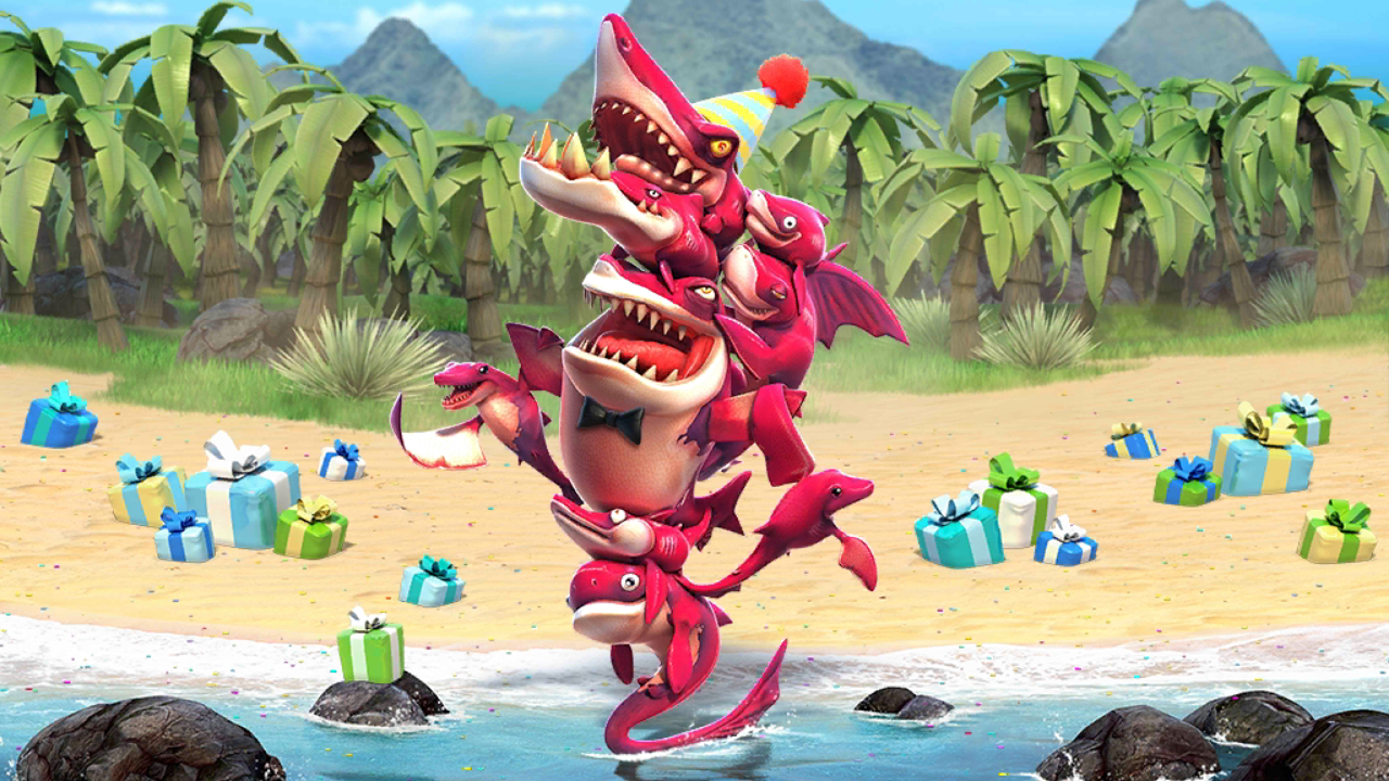 Hungry Shark World MOD APK 3.3.1