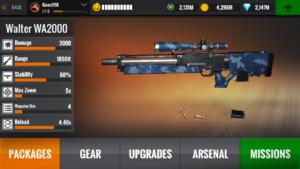 Sniper 3D Gun Shooter MOD