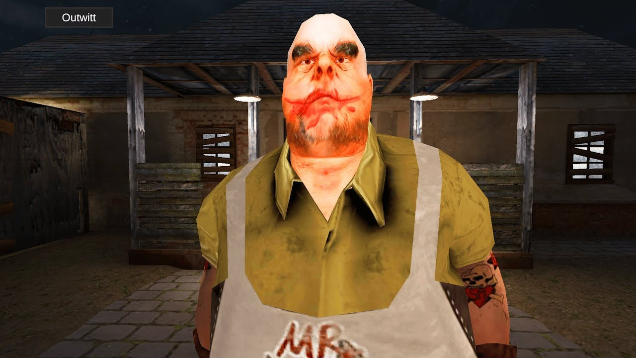 Mr. Meat: Horror Escape Room MOD APK