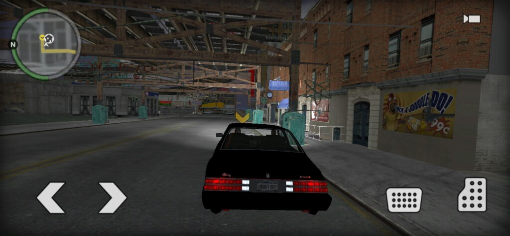 GTA 4 Mobile First Mission