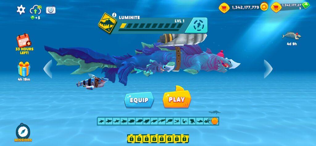 Hungry Shark Evolution MOD APK 8.2.0
