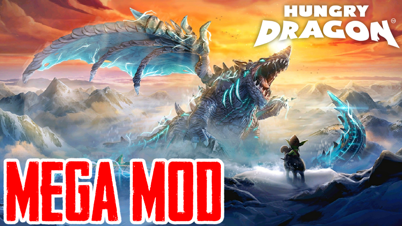 Hungry Dragon MOD APK 3.4