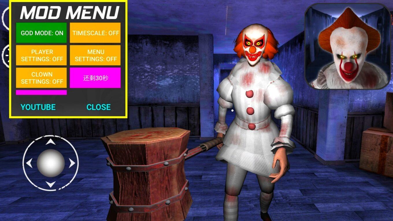Crazy Clown MOD APK