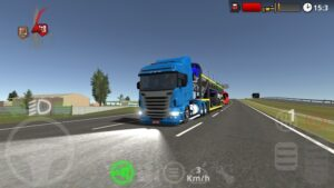 The Road Driver MOD APK