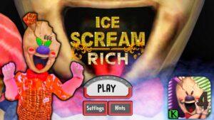 Ice Scream 4 Rich MOD